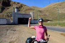 LE tunnel pour arriver à Sevan