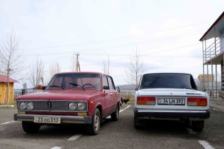 Lada is back !
